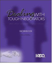 Dealing With Tough Negotiators Workbook