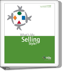 What's My Selling Style Facilitator Set