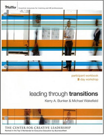 Leading Through Transitions 2-Day Participant Workbook