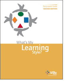 What's My Learning Style Self Assessment