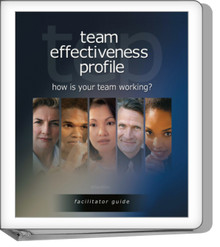 Team Effectiveness Profile Facilitator Set