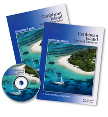 Caribbean Island Facilitator Set w/Scenario CD