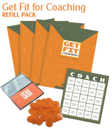 Get Fit for Coaching Game Refill Pack