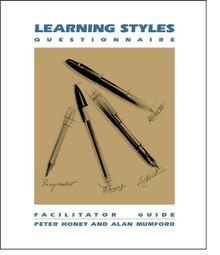 EDU - Learning Style Questionnaire Facilitator Set