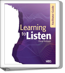 EDU - Learning To Listen Facilitator Set