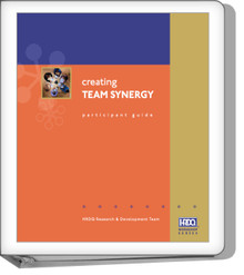Creating Team Synergy - Participant Guide