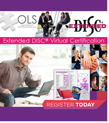 Extended DISC® Virtual Certification - FEB 21-22, 2018