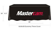 Mastercam® Black Table Cover