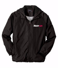 Men's Casual Lightweight Jacket w/ Hood in Regular & Tall Sizes