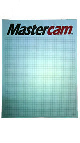 Graph (100 Sheet) Scratch Pad