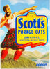 Scotts Porage Oats (1kg / 2.2 lbs)