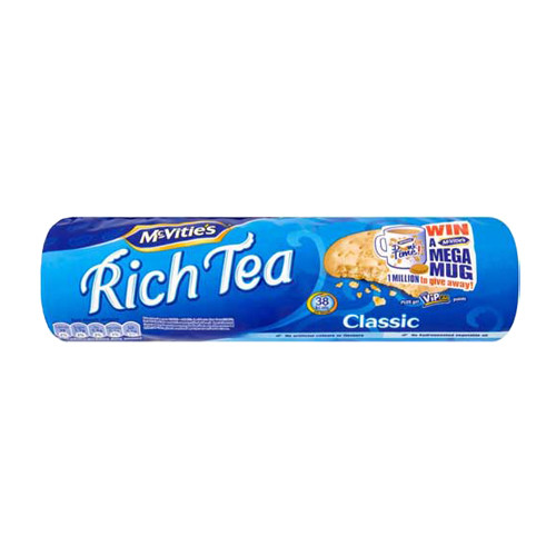 McVities Rich Tea Biscuits (300g / 10.5oz)