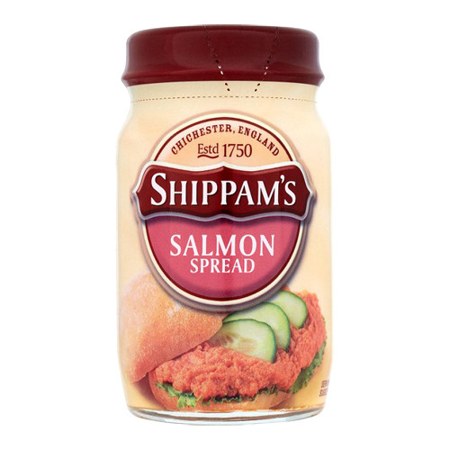 Shippams Salmon Spread (75g / 2.6oz)
