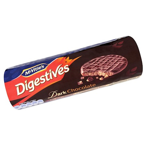 McVities Dark Chocolate Digestives (300g / 10.6oz)