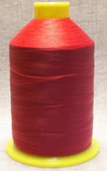 T46 Bonded Nylon Thread - Light Duty 1/2Lb Cones