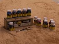 Fiebing's Acrylic Dye Pack