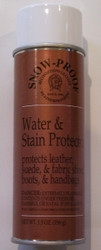 Snow-Proof Water & Stain Protector