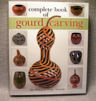 Book - The Complete Book of Gourd Carving