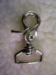 Trigger/Scissors Swivel Snaphook