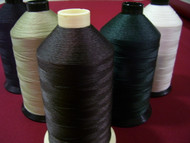 T138 Nylon Bonded Thread - Medium Duty