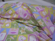 Double Sided Polar Fleece- Baby Pattern