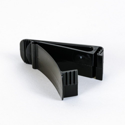 The Belt Clip attaches to any waist belt.
