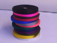 "1"" Standard Weight Nylon Halter - 50 yd/roll"