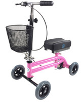KNEEROVER KIDS KNEE WALKER IN PINK