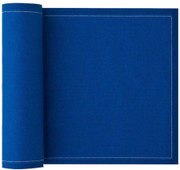 Royal Blue Cotton Luncheon Napkin