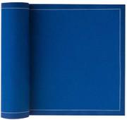 Navy Blue Cotton Luncheon Napkin