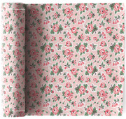 Flowers  Cotton Printed Luncheon Napkin