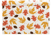 Fall Leaves Linen Printed Placemat