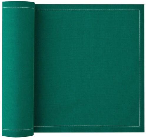 Emerald Cotton Luncheon Napkin