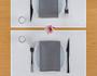 Ecru Linen Premium Dinner Napkin