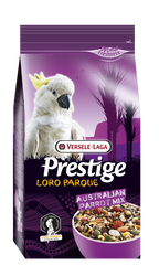 PRESTIGE PREMIUM AUSTRALIAN PARROT  FOOD 1KG