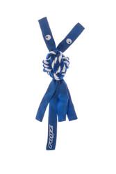 Rogz Cowboyz Dog Knot Chew Toy  Blue