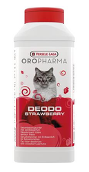 Oropharma Deodo Strawberry Cat Litter Deodoriser 750g