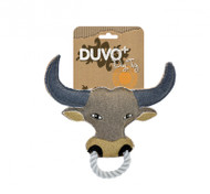 Duvo Dog Toy Canvas Bull