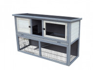 duvo woodland rabbit hutch pollux lrg