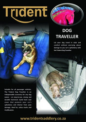 trident dog traveller (car seat cover)
