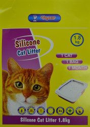 Thycor silicone cat litter