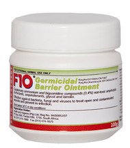 F10® Germicidal Barrier Ointment is a multi-purpose broad spectrum preparation effective against a wide range of bacteria, fungi, viruses and spores