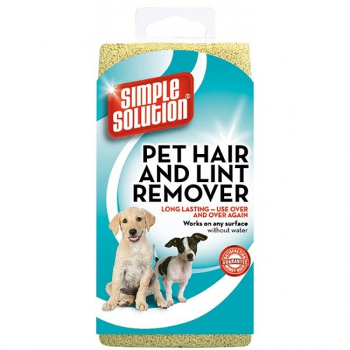 Simple solutions pet hair lint remover cat box pet hyper - Easy hair care solutions ...