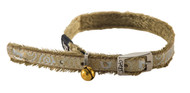 Rogz Catz SparkleCat ExtraSmall 8mm Designer Kitten Collars are fully adjustable for a neck size from 16-23cm and are fitted with the new metal pin-buckle, which is a definite trend-setter amongst the feline population. With its color-coded and removable bell, satin-weave nylon webbing with a 'blingy' overlay print, your cat will feel at home on the catwalks of Paris and Milan.  All SparkleCat kitten collars are scratch-resistant and their rolled edges are stitched as well to ensure no open ends or sharp edges on the product. Suitable for most small cat and kitten breeds and sizes.