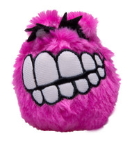 Rogz Grinz are now available as Plush Toys with their own unique personalities! Rogz Plush Toys are light weight and cuddly.  No sore gums or worn/broken teeth as they are super comfortable to carry.  The Plush toy is also a squeak toy and is designed to provide endless excitement for your dog.  Super soft, the Rogz Plush Toys are designed for the pooch who loves to fetch. It's dog euphoria!