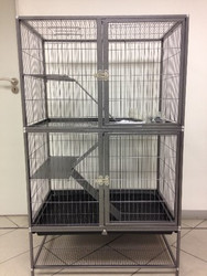 IMPORTED SMALL ANIMAL CAGE