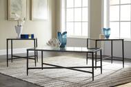 Augeron Black Occasional Table Set