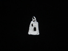 Pendants: Silver Sugar Mill Charm
