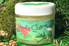 Devil's Club Salve - 2oz