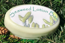 Seaweed Lotion Bar - 2oz
